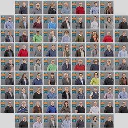 Collage aus den Porträtbildern der Leitlinien-Energieberater